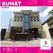 Rumah Kost 16 Kamar Luas 167 Di Suhat Kalpataru Kota Malang _ 444.18 (16330117) di Kota Malang