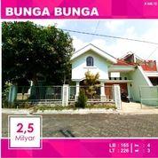 Rumah Bagus Luas 226 Di Jl. Bunga Bunga Suhat Kota Malang _ 446.18 (16339365) di Kota Malang