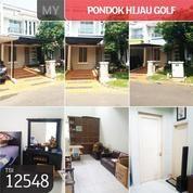 Rumah Pondok Hijau Golf, Cluster Topaz, Gading Serpong, Tangerang, 6x18m, 2 Lt, HGB (16350781) di Kota Tangerang