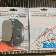 Kampas Rem Brake Pad Harley Davidson FA381 K4U_KR4