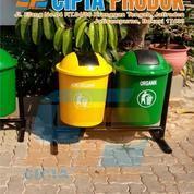 Tempat Sampah 2 In 1 Organik Non Organik (16355201) di Kota Bekasi