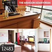 Office The Mansion Kemayoran Tower Fontana Lt 51, Jakarta Pusat, PPJB (16397517) di Kota Jakarta Pusat
