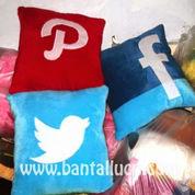 Bantal Sosial Media Lucu (1639823) di Pandaan
