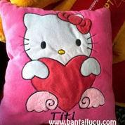 Bantal Kursi Hello Kitty (1639890) di Pandaan