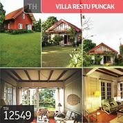 Villa Restu, Puncak, Jawa Barat, 2 Lt, SHM (16408225) di Kota Bogor