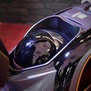Honda All New Scoopy Black Matte Stylish