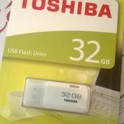 Flashdisk Toshiba 32gb Garansi Resmi # Aksesoris Komputer Laptop (16422717) di Kota Surabaya