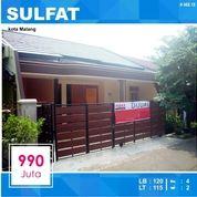 Rumah Murah Luas 115 Di Sulfat Titan Kota Malang _ 468.18 (16432741) di Kota Malang