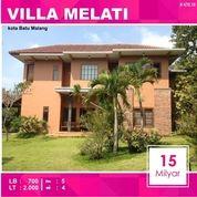 Villa Luas Di Trunojoyo Kota Batu Malang _ 470.18
