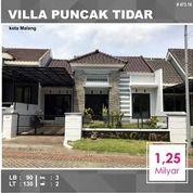 Rumah Murah Di Villa Puncak Tidar Kota Malang _ 473.18 (16434057) di Kota Malang