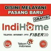 Melayani Pendaftaran & Pemasangan IndiHome Fiber (Wifi, UseeTV, & Telpon)