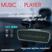 Speaker Simbadda CST 806 N (Bluetooth + Line In + FM + TF Card + USB) (16480441) di Kota Surakarta