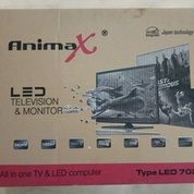 LED 17' Animax+TV Kotak+Usb Movie # Monitor Komputer (16481533) di Kota Surabaya