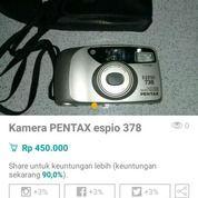 Kamera Pentax Espio 378 (16493269) di Kab. Bogor
