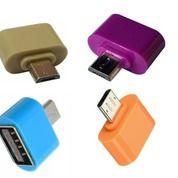 OTG On The Go Micro USB Hp Warna Mini Conector Android