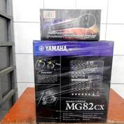 Mixer Yamaha MG82cX Gres Plus 1Bh Mic JBL NK-88W Gres Katapang SoReaNG