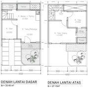 Permata Village Pondok Petir Rumah 2 Lantai Di Kota Depok Nempel Pamulang (16524525) di Kota Depok