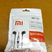 Headset XIAOMI Super Bass RD-07 Harga Murah Kualitas Mantap