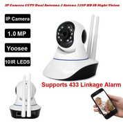 IP Camera CCTV (2 Antena Dan Ada Port Kabel LAN) Bisa Cek Online (16548411) di Kota Depok