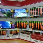 Cicilan TV LG Proses 3 Menit