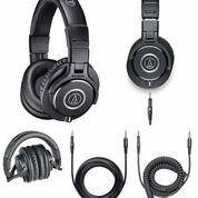 Headphone Recording Audio Technica ATH M40X Murah Di Bandung (1655478) di Kota Bandung
