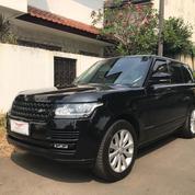Range Rover Voque 5.0 AB 2013 Black