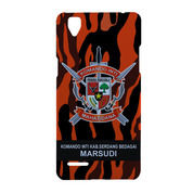 Pemuda Pancasila Koti Mahatidana Logo Your Text Oppo F1 Custom Hard Case