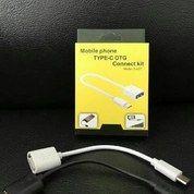 Otg Kabel Type C Konektor Usb Tipe-C Cable