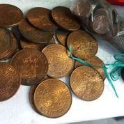 Uang Koin Nedertands Indische Tahun 1939 Dan 1945 (16592759) di Kota Tangerang Selatan
