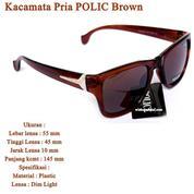 Kacamata Sport Sunglasses Pria POLIC (16615687) di Kota Jakarta Timur