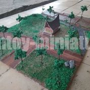 Miniatur Stadion Rumah Dll