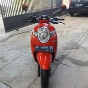 Honda Scoopy Fi Iss Tahun 2017 (16656039) di Kota Yogyakarta