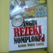 Buku BISNIS Ingin Rezeki Nomplok Kelola Waktu Luang (16656407) di Kota Semarang