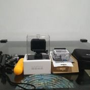 Gopro Hero 6 Black Baru Full Set