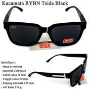 Sunglasses Kacamata RYBN TSIDE Black (16679467) di Kota Jakarta Pusat