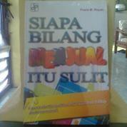 Buku BISNIS Siapa Bilang Pemasaran Itu Sulit (16680907) di Kota Semarang