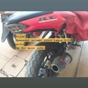 Kawasaki Bajaj Pulsar 200cc Tahun 2013 Modif Ninja (16688023) di Kota Bandung