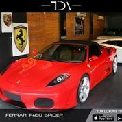 Ferrari F430 Spider Rosso Corsa 2008 (16695355) di Kota Jakarta Pusat