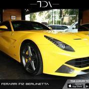 Ferrari F12 Berlinetta Giallo Modena (2013) TOP CONDITION