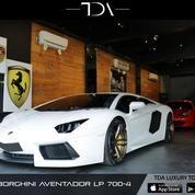 Lamborghini Aventador LP700-4 Bianco Isis (White) 2012 TOP CONDITION (16695699) di Kota Jakarta Pusat