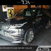 Land Rover Range Rover Velar R-Dynamic SE Santorini Black (2017) THE BEST SUV