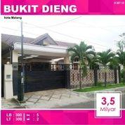 Rumah 2 Lantai Luas 300 Di Bukit Dieng Kota Malang _ 497.18 (16742983) di Kota Malang