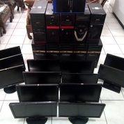 """9 Unit Komputer Gaming Am3 5570 / 7730 + 13 Monitor Led/Lcd 19"""""""