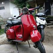 Vespa Super Thn 78 (16754035) di Kab. Lampung Selatan
