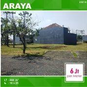 Tanah Kavling Luas 444 Di Graha Golf Araya Kota Malang _ 507.18 (16756971) di Kota Malang