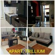 Apartemen Trillium Surabaya Pusat Tengah Kota Nol Jalan Raya