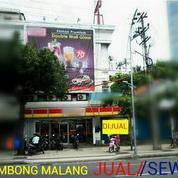 Ruko Embong Malang Surabaya Pusat Tengah Kota Nol Jalan Raya (16757263) di Kota Surabaya