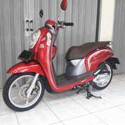 Scoopy 2016 Stylist (16775983) di Kota Banjarbaru