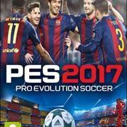 Kaset CD Dan DvD Game PES2017 Instaler Dan Pacth Buat PC Dan LAPTOP