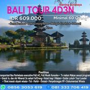 Bali 4 Hari 1 Malam (16796711) di Kab. Gresik